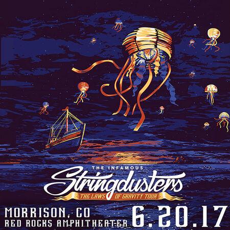 06/20/17 Red Rocks Amphitheater, Morrison, CO
