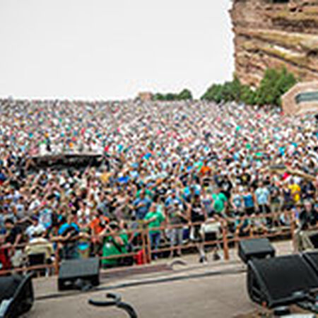 06/28/15 Red Rocks Amphitheatre, Morrison, CO