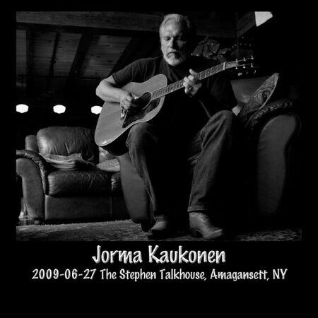 06/27/09 The Stephen Talkhouse, Amagansett, NY