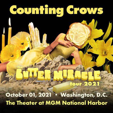 10/01/21 The Theater at MGM National Harbor, Washington, DC