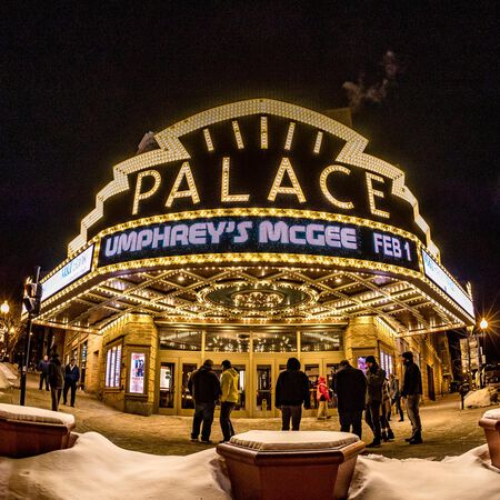 02/01/19 Palace Theater, Albany, NY