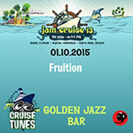 01/10/15 Golden Jazz Bar, Jam Cruise, US