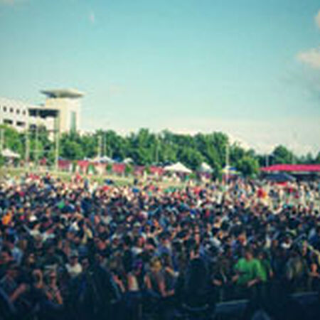 06/08/13 Red Hat Amphitheater, Raleigh, NC
