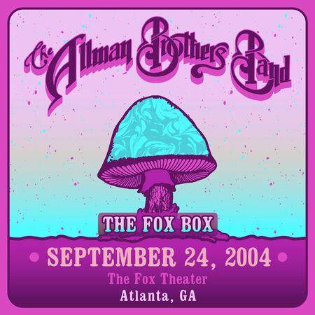 09/24/04 The Fox Theater, Atlanta, GA