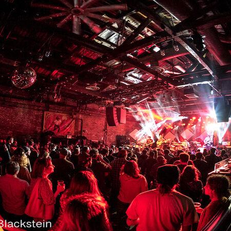 02/09/18 Brooklyn Bowl, Brooklyn, NY