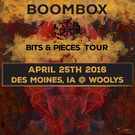 04/25/16 Woolys, Des Moines, IA