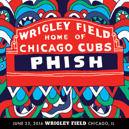 06/25/16 Wrigley Field, Chicago,  IL