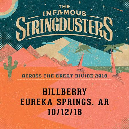 10/12/18 Hillberry The Harvest Moon, Eureka Springs, AR