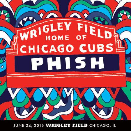 06/24/16 Wrigley Field, Chicago,  IL