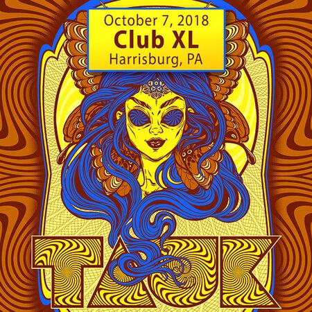 10/07/18 Club XL, Harrisburg, PA