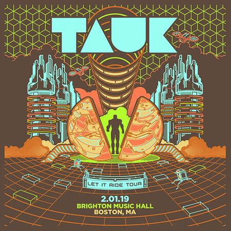 02/01/19 Brighton Music Hall, Boston, MA