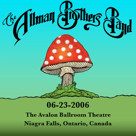 06/23/06 The Avalon Ballroom Theatre, Niagra Falls, Ontario, Canada