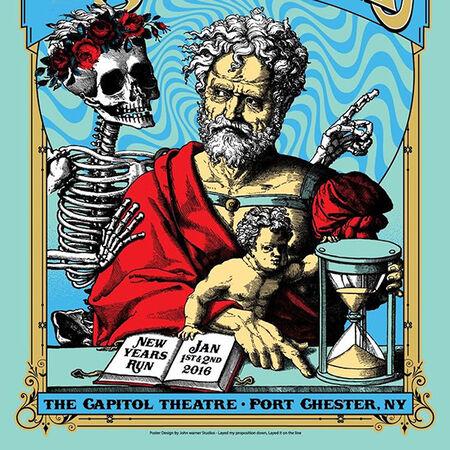 01/01/16 The Capitol Theatre, Port Chester, NY