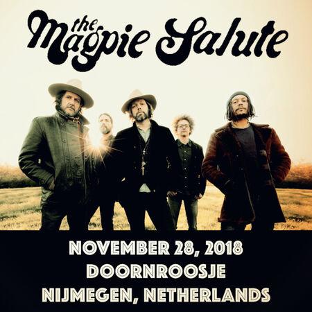 11/28/18 Doornroosje, Nijmegen, NL