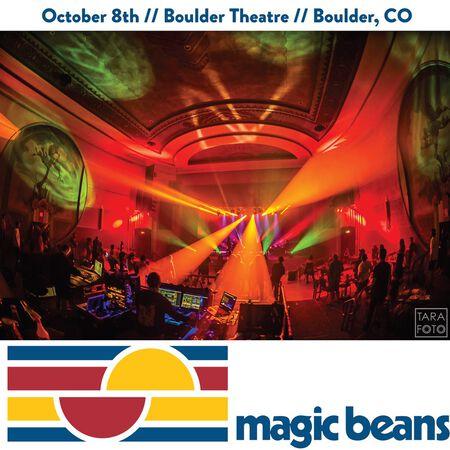 10/08/20 Boulder Theater, Boulder, CO