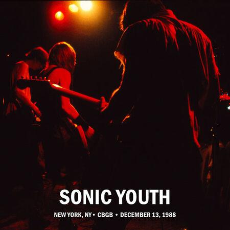 12/13/88 CBGB, New York, NY