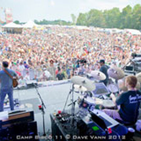 07/14/12 Camp Bisco 11, Mariaville, NY