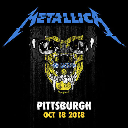 10/18/18 PPG Paints Arena, Pittsburgh, PA