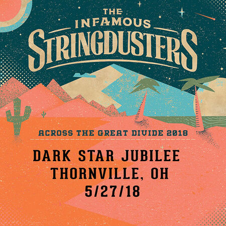 05/27/18 Dark Star Jubllee At Legend Valley, Thornville, OH