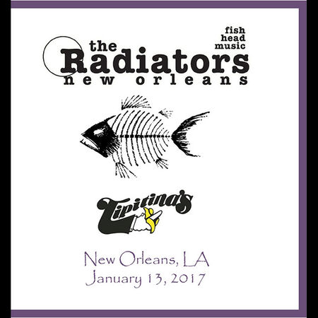 01/13/17 Tipitina's, New Orleans, LA