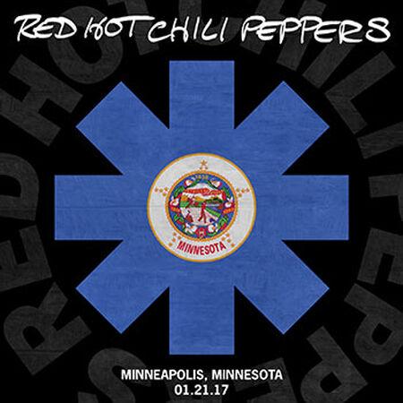 01/21/17 Target Center, Minneapolis, MN