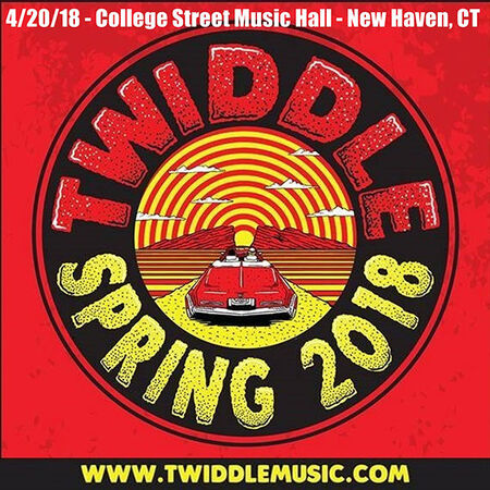 04/20/18 College Street Music Hall, New Haven, CT
