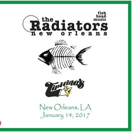 01/14/17 Tipitina's, New Orleans, LA