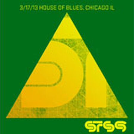 03/17/13 House Of Blues, Chicago, IL
