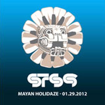 01/29/12 Mayan Holidaze, Puerto Morelos, MX