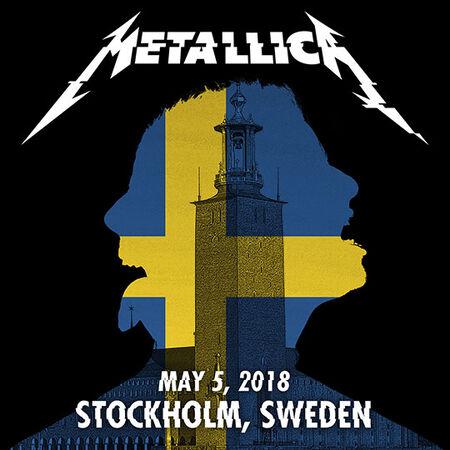05/05/18 Ericsson Globe, Stockholm, SE