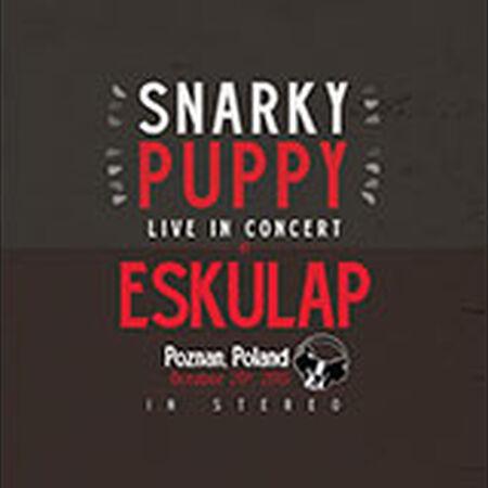 10/20/15 Eskulap, Poznan, PL