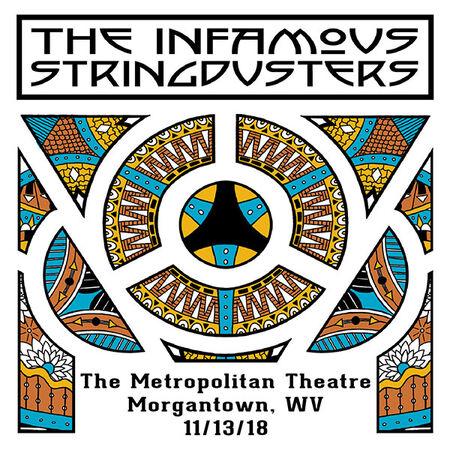 11/13/18 The Metropolitan Theatre, Morgantown, WV