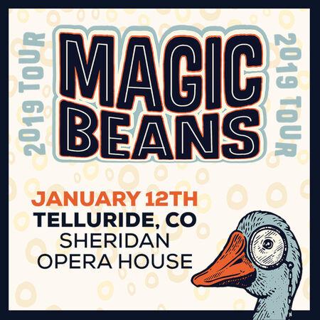 01/12/19 Sheridan Opera House, Telluride, CO