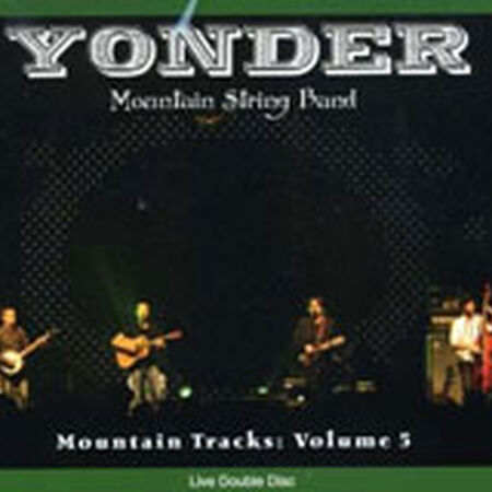 Mountain Tracks: Volume 5