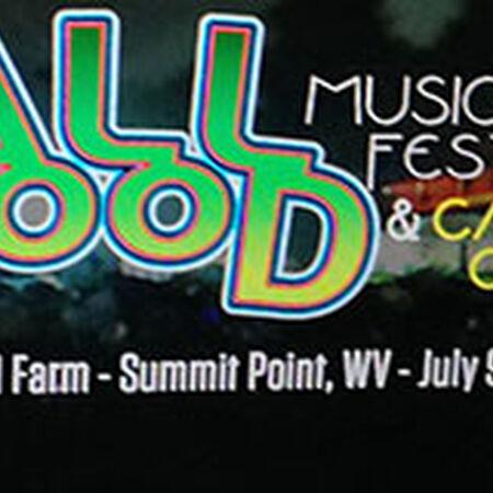 07/11/15 All Good Music Festival, Summit Point, WV