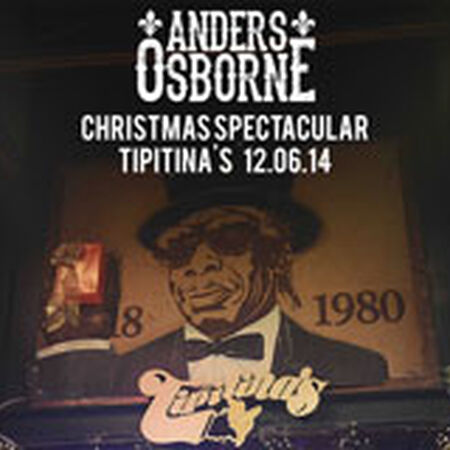 12/06/14 Tipitina's Uptown, New Orleans, LA