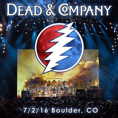 07/02/16 Folsom Field, Boulder, CO