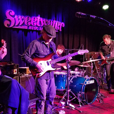 06/15/18 Sweetwater Music Hall, Mill Valley, CA