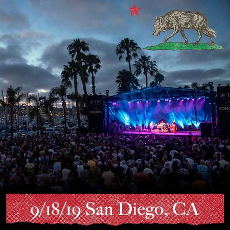 09/18/19 Humphrey's Concerts By The Bay, San Diego, CA