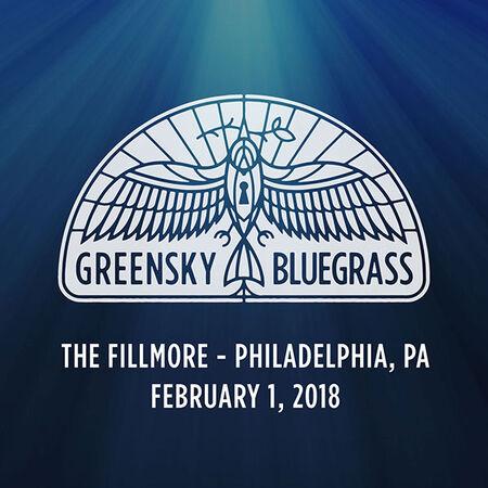 02/01/18 The Fillmore, Philadelphia, PA