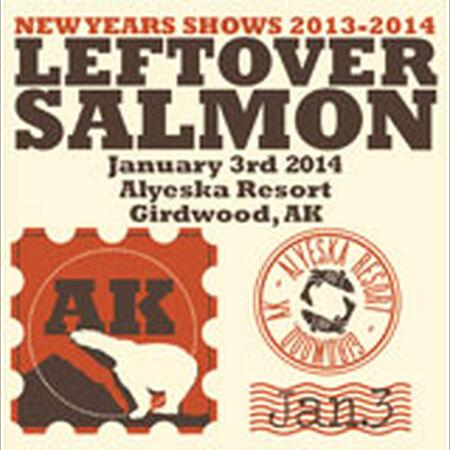 01/03/14 Alyeska Resort, Girdwood, AK