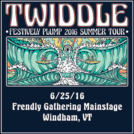 06/25/16 Frendly Gathering Mainstage, Windham, VT