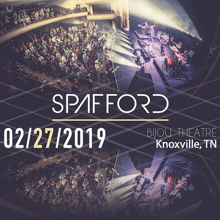 02/27/19 Bijou Theater, Knoxville, TN