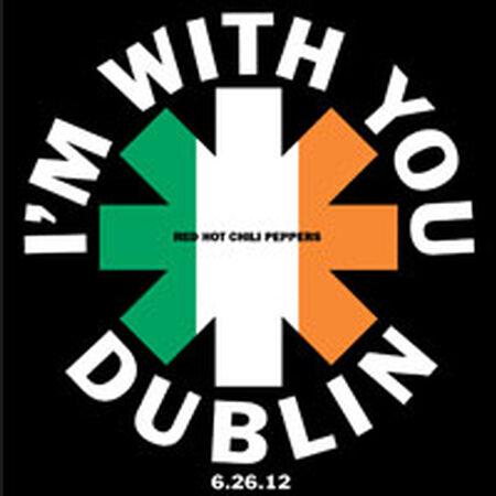 06/26/12 Croke Park, Dublin, IRE