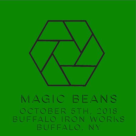 10/05/18 Buffalo Iron Works, Buffalo, NY