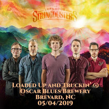 05/04/19 Loaded Up and Truckin' 2019 @ Oskar Blues Brewery, Brevard, NC
