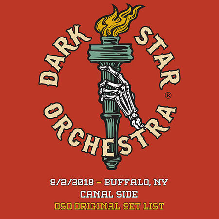 08/02/18 Canalside, Buffalo, NY