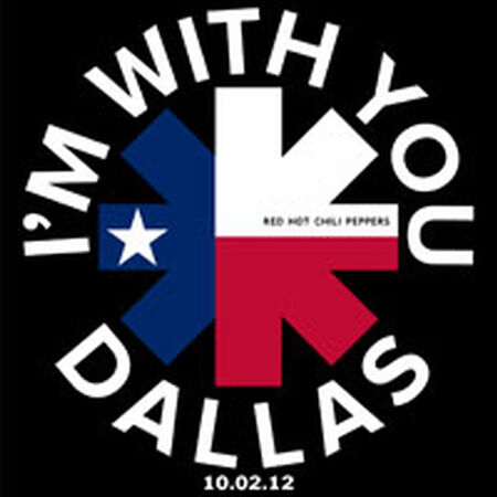 10/02/12 American Airlines Center, Dallas, TX