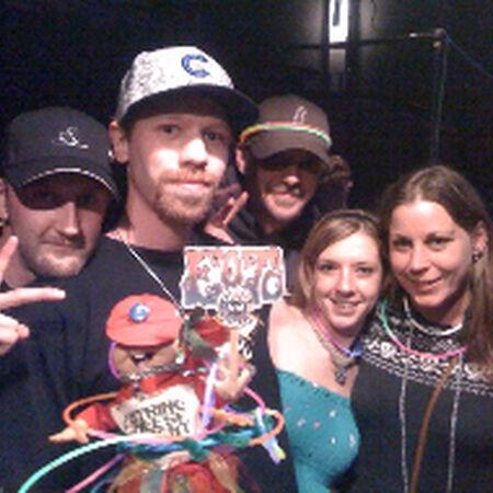04/13/09 The Canopy Club, Urbana, IL