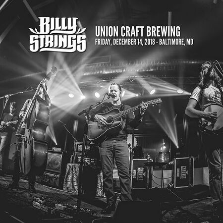 12/14/18 Union Craft Brewing, Baltimore, MD